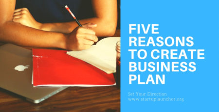 Five reasons to know the importance of business plan